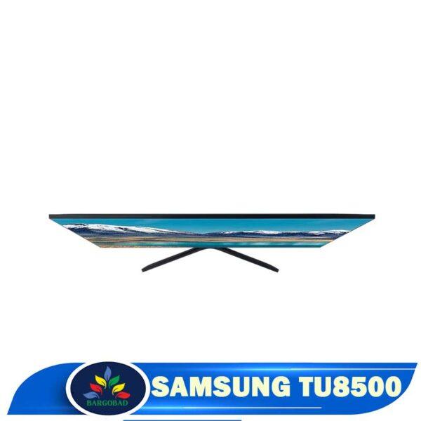 نمای بالا تلویزیون سامسونگ TU8500