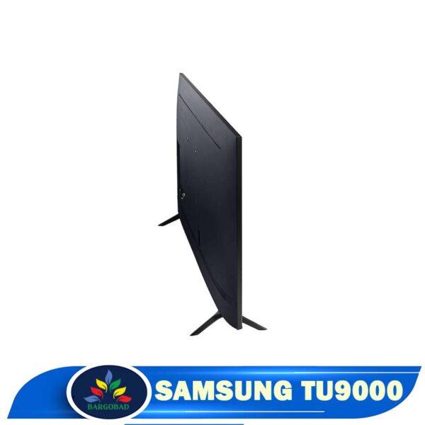 نمای پشت تلویزیون سامسونگ TU9000 مدل 2020