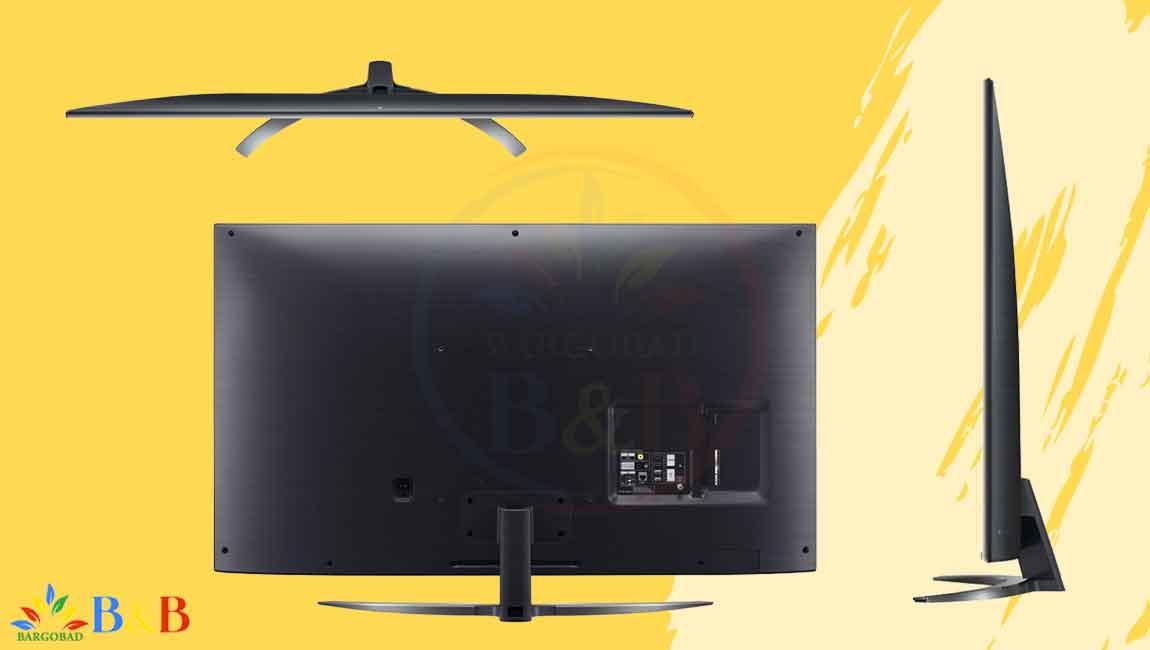 تلویزیون 75 اینچ ال جی SM8610