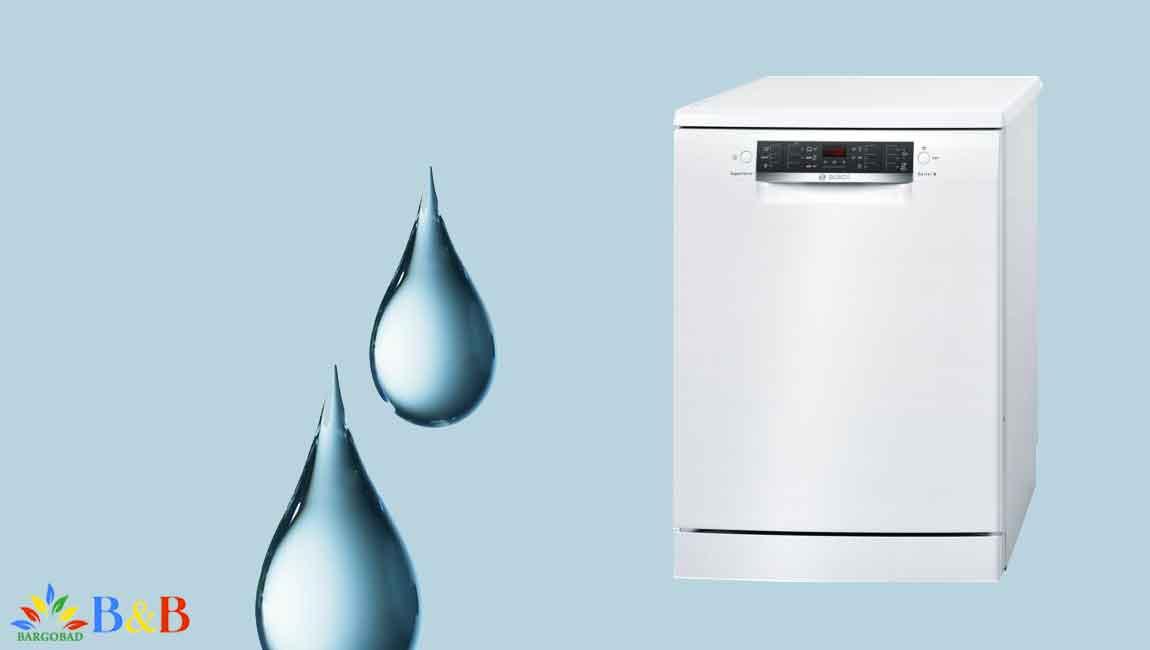 تکنولوژی ActiveWater در ظرفشویی بوش