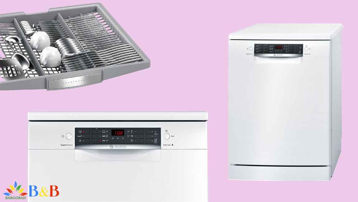 طراحی ماشین ظرفشویی بوش SMS46MW03E