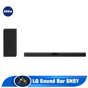 سیستم صوتی ساندبار ال جی SN5Y
