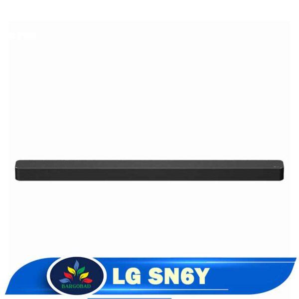 نوار اصلی سیستم صوتی ساندبار ال جی SN6Y