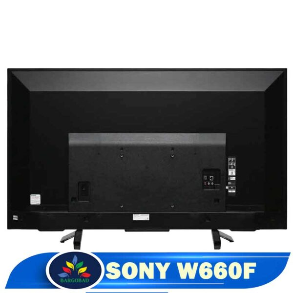 تلویزیون سونی w660f
