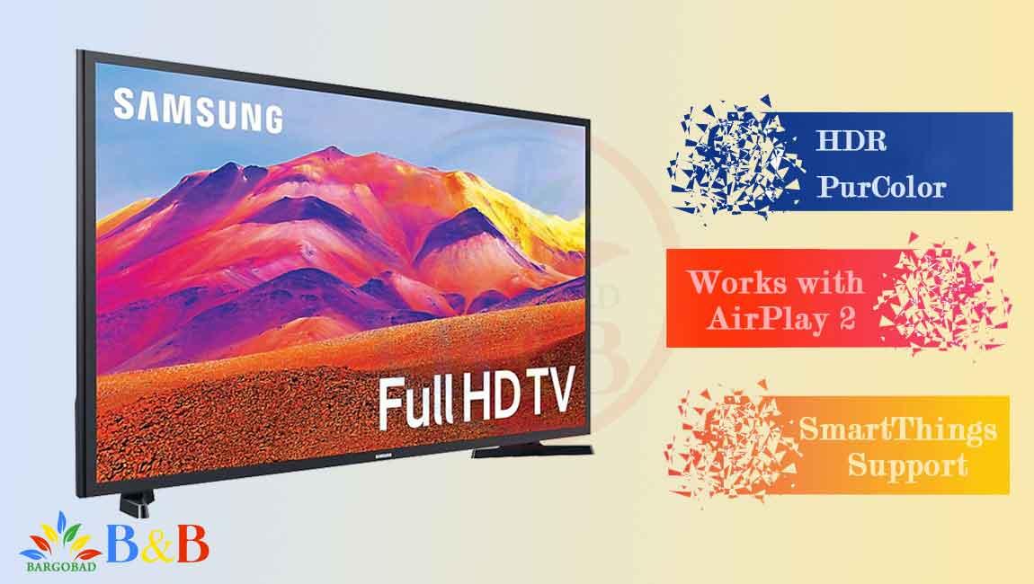 نقاط قوت و نقاط ضعف تلویزیون سامسونگ T5300