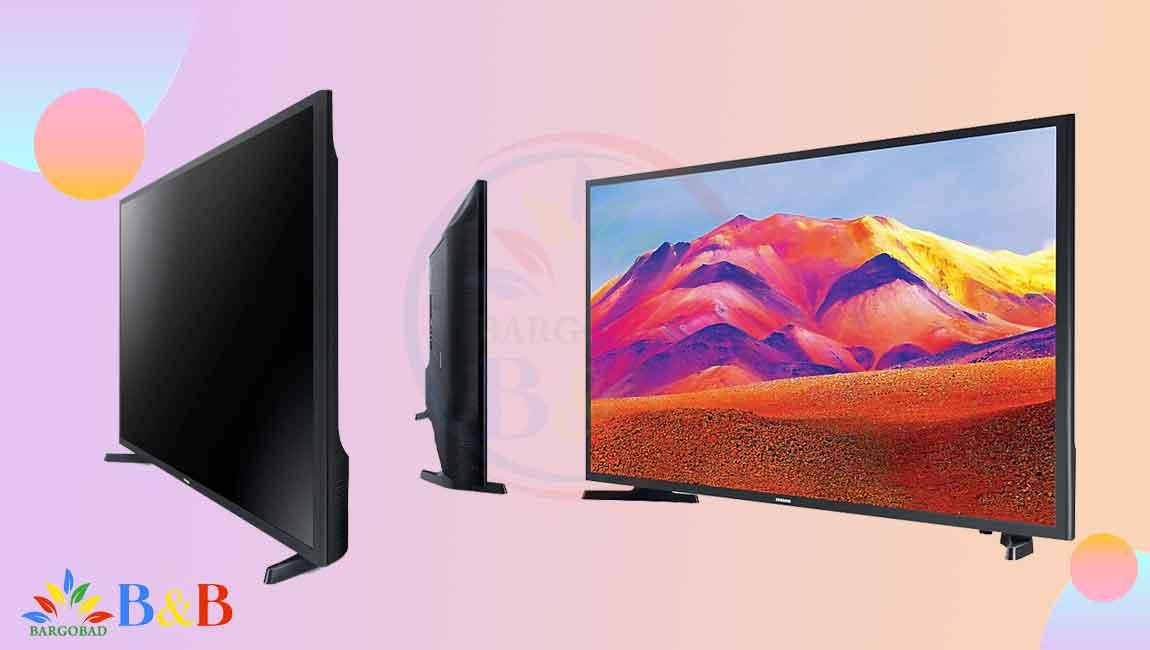 طراحی طراحی و دیزاین شیک تلویزیون سامسونگ T5300