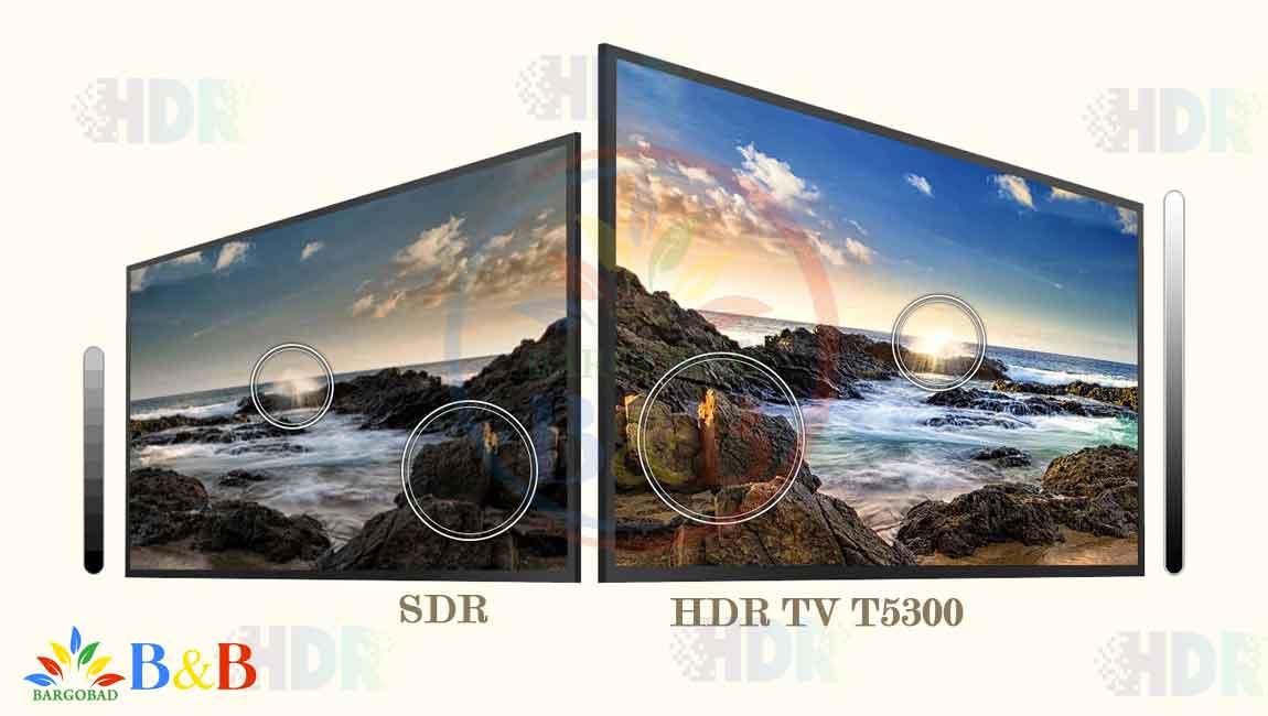 تصاویری خوش رنگ و زیبا با HDR