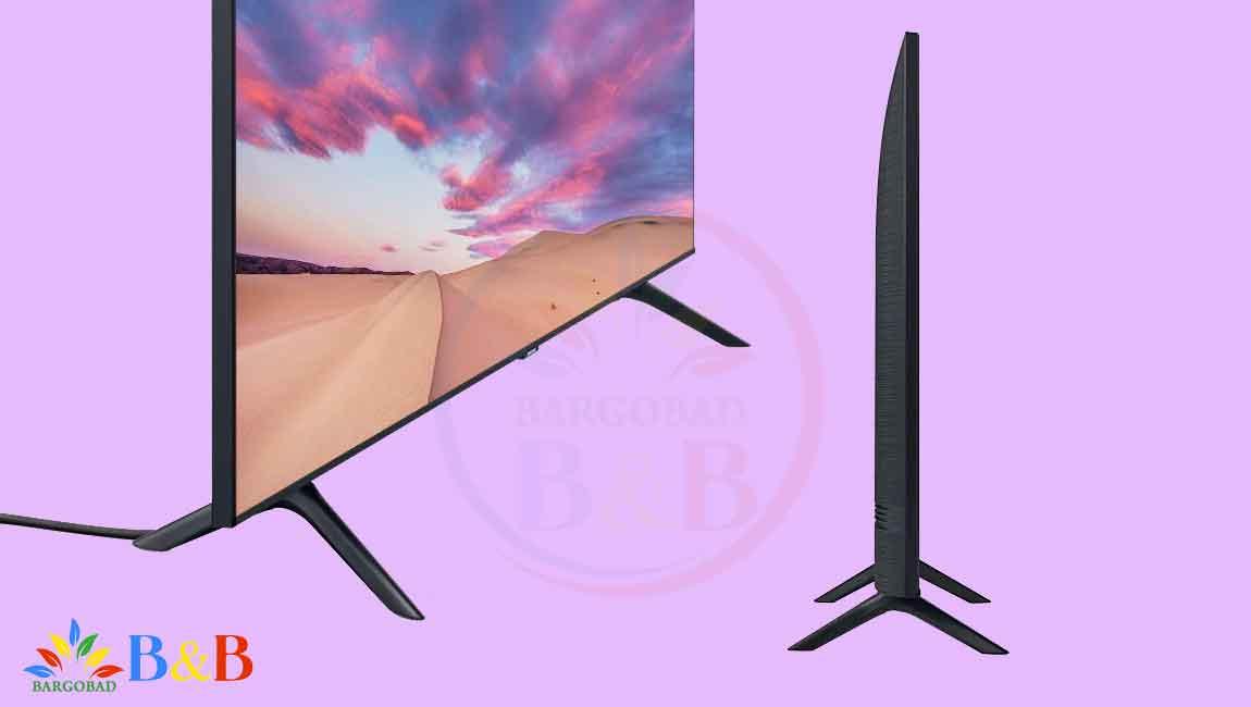 طراحی تلویزیون TU8000