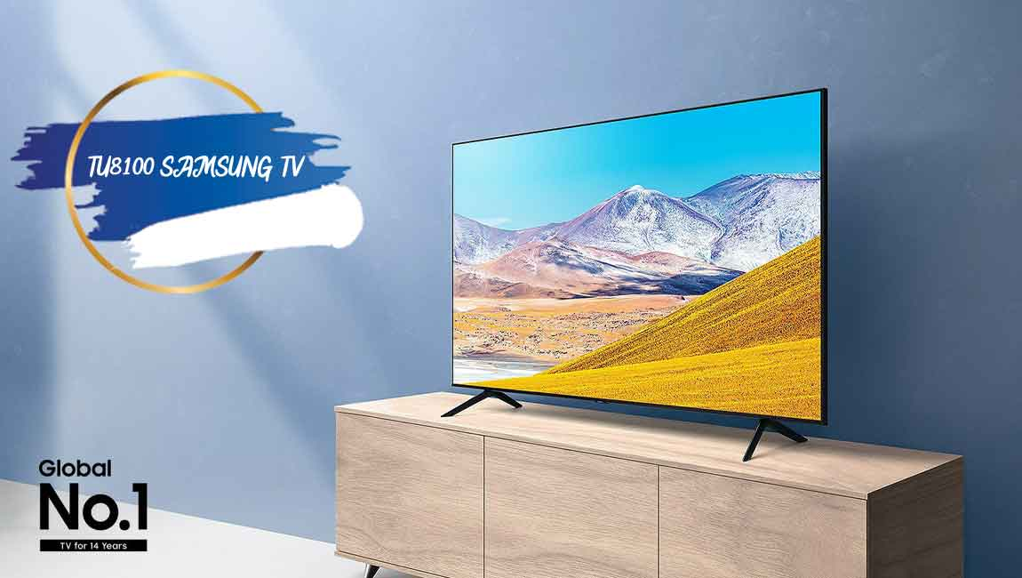 تلویزیون 55 اینچ TU8100