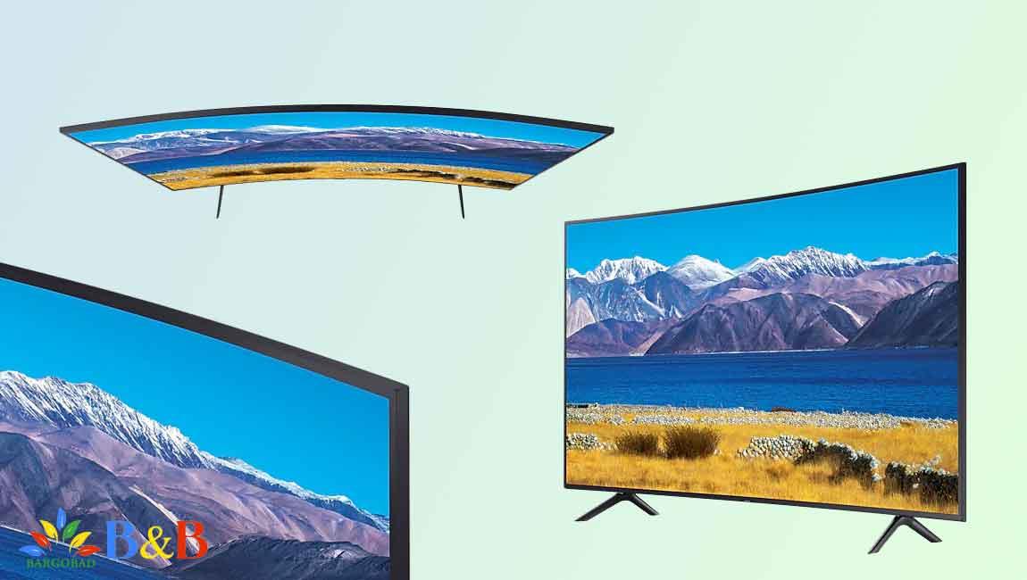 طراحی تلویزیون سامسونگ TU8300