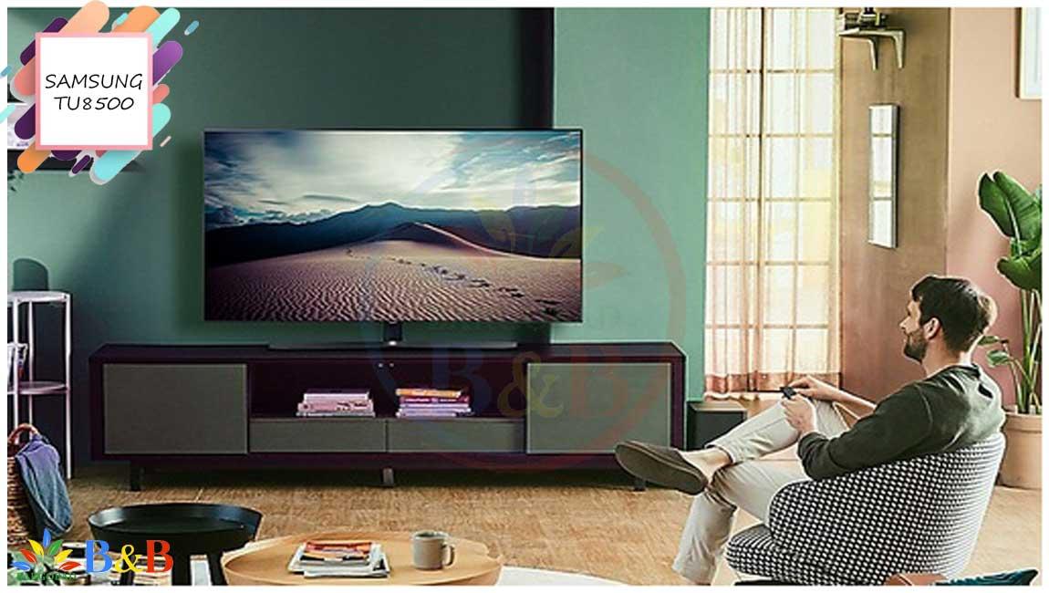 تلویزیون کریستال سامسونگ TU8500