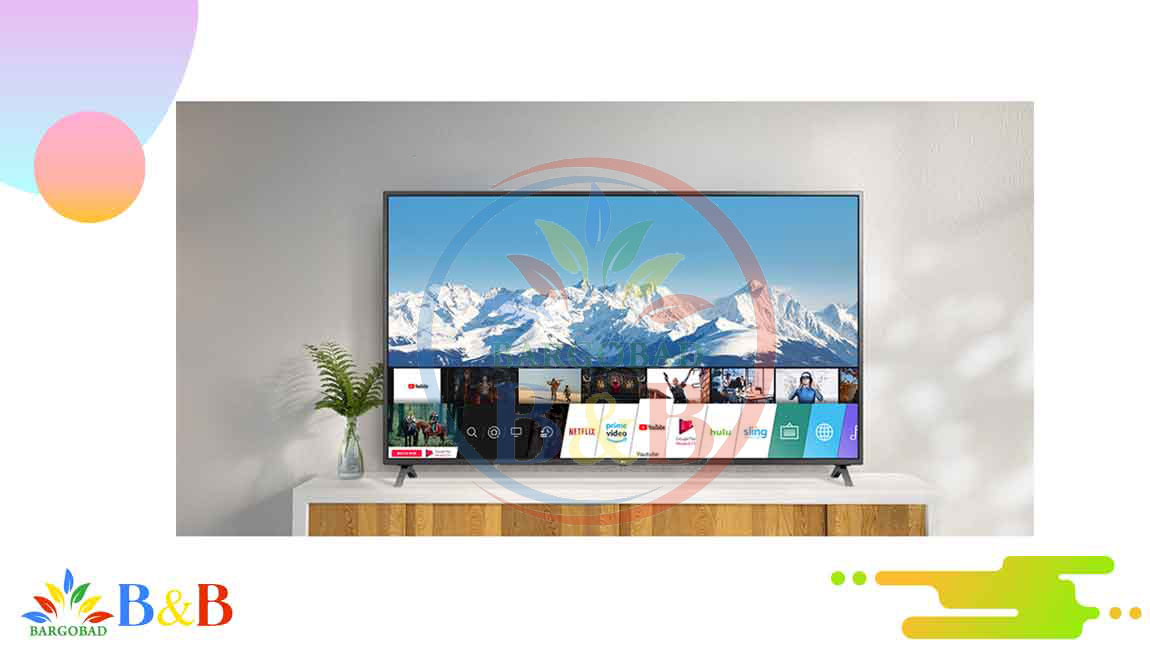 امکانات هوشمند در تلویزیون ال جی UN7440