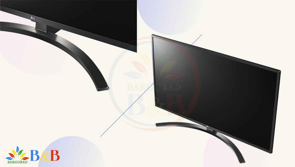 طراحی تلویزیون ال جی UN7440
