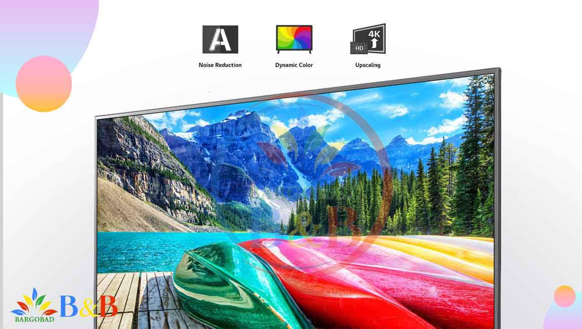 پردازنده تصویر تلویزیون ال جی UN7440