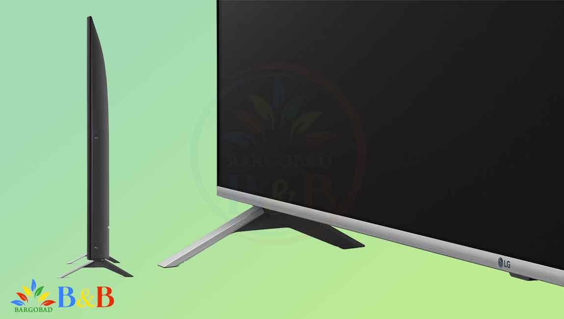 طراحی تلویزیون 55 اینچ ال جی UN8060