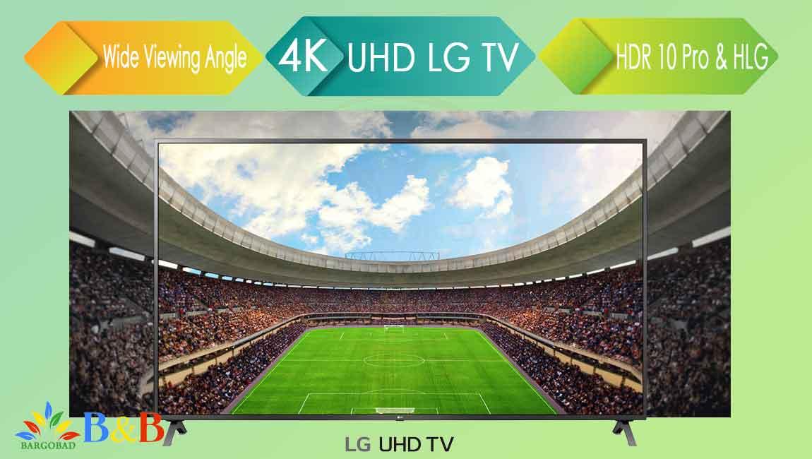 کیفیت تصویر تلویزیون UN8060