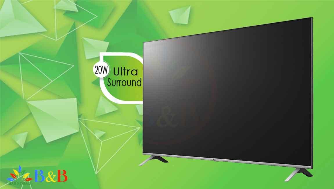 سیستم صوتی تلویزیون ال جی UN8060