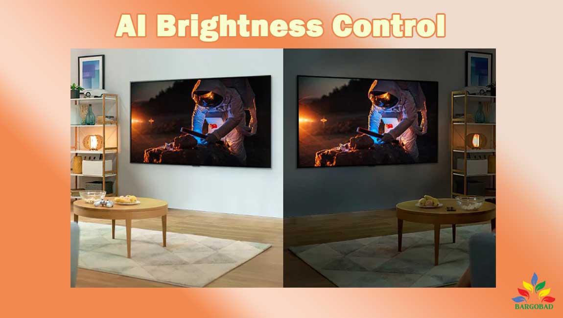کیفیت تصویر تلویزیون ال جی UP7750