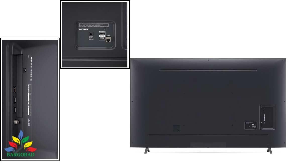 تلویزیون ال جی UP8070