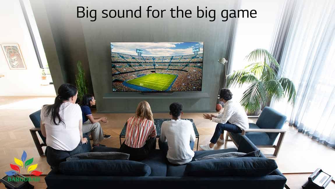 سیستم صوتی تلویزیون ال جی V7