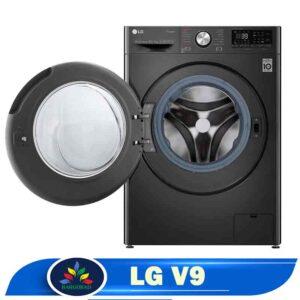 ماشین لباسشویی ال جی v9