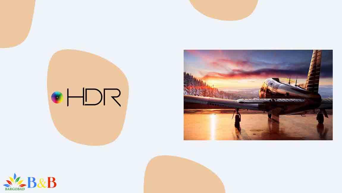 HDR تلویزیون W660F