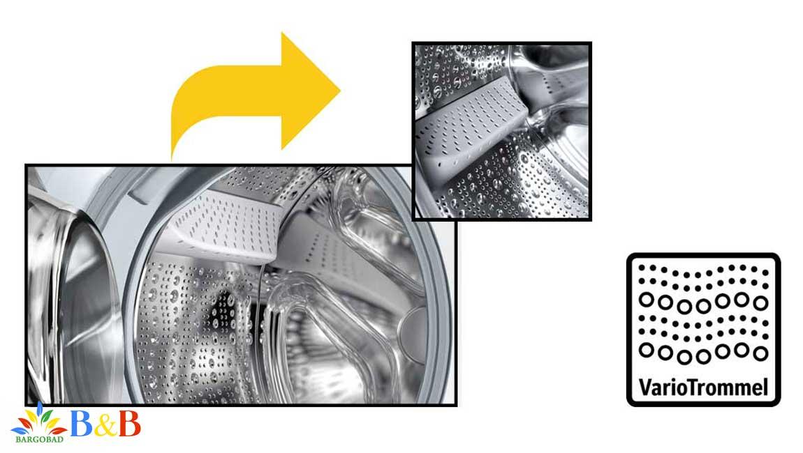 طراحی VarioTrommel درلباسشویی بوش 32E90