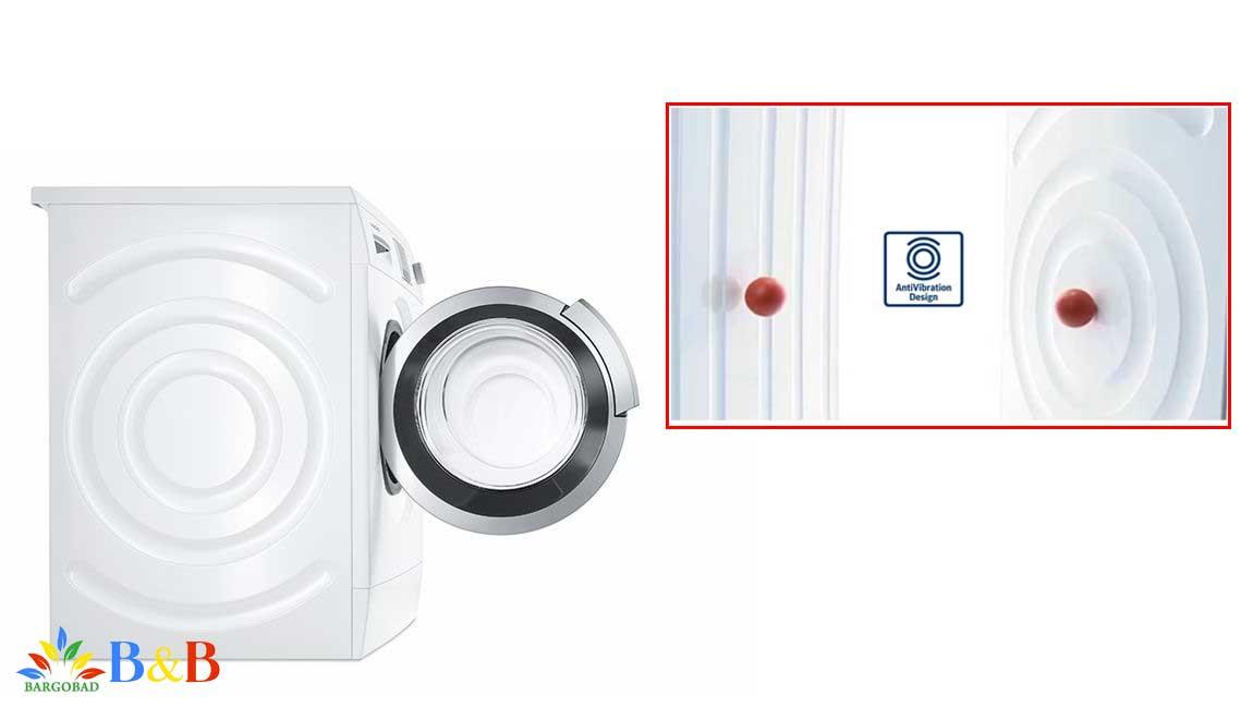 AntiVibration sidewall در طراحی 32E90
