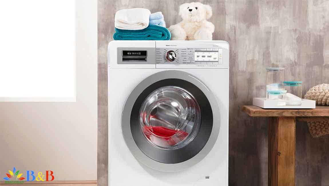طراحی ماشین لباسشویی بوش WAY287W4