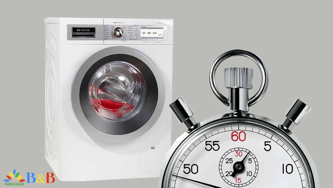 برنامه شروع با تاخیر لباسشویی WAY287