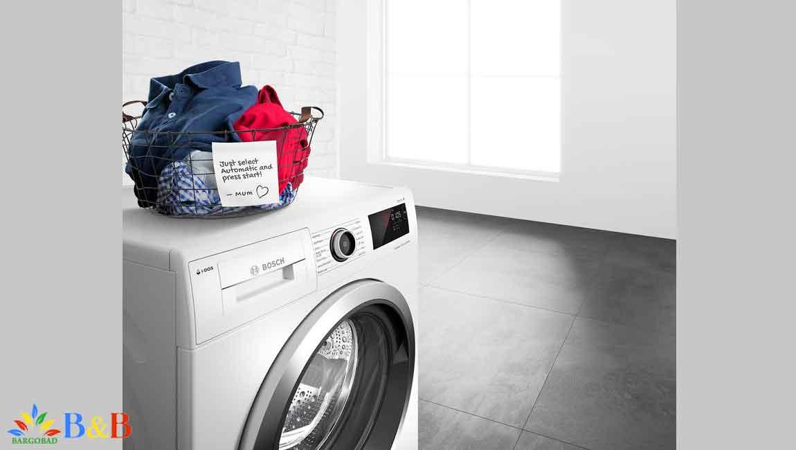 مقدمه ی لباسشویی بوش 2891