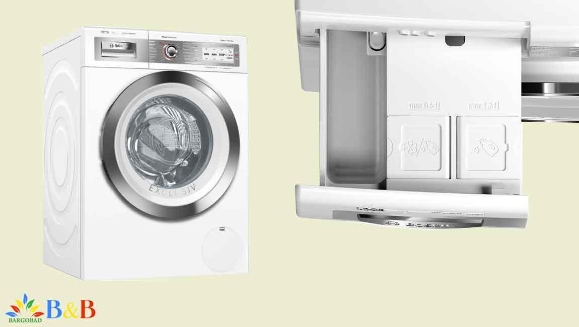 طراحی ماشین لباسشویی بوش 2891