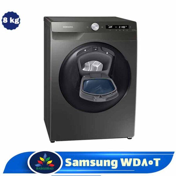 حاشیه ماشین لباسشویی 8 کیلو سامسونگ WD80T