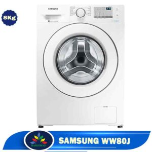 ماشین لباسشویی 8 کیلو سامسونگ WW80J4213