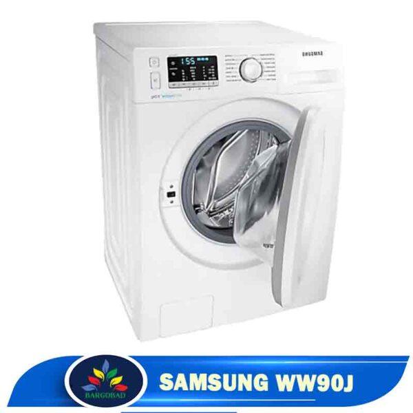 ماشین لباسشویی 9 کیلو سامسونگ WW90J