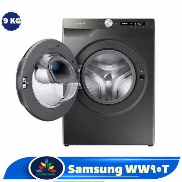 درب ماشین لباسشویی 9 کیلو سامسونگ WW90T