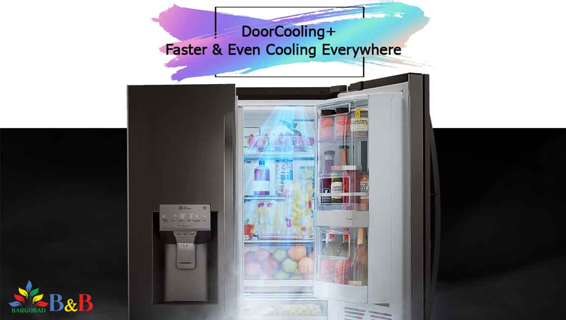 فناوری سرمایشی DoorCooling