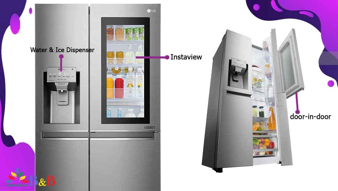 طراحی یخچال X259