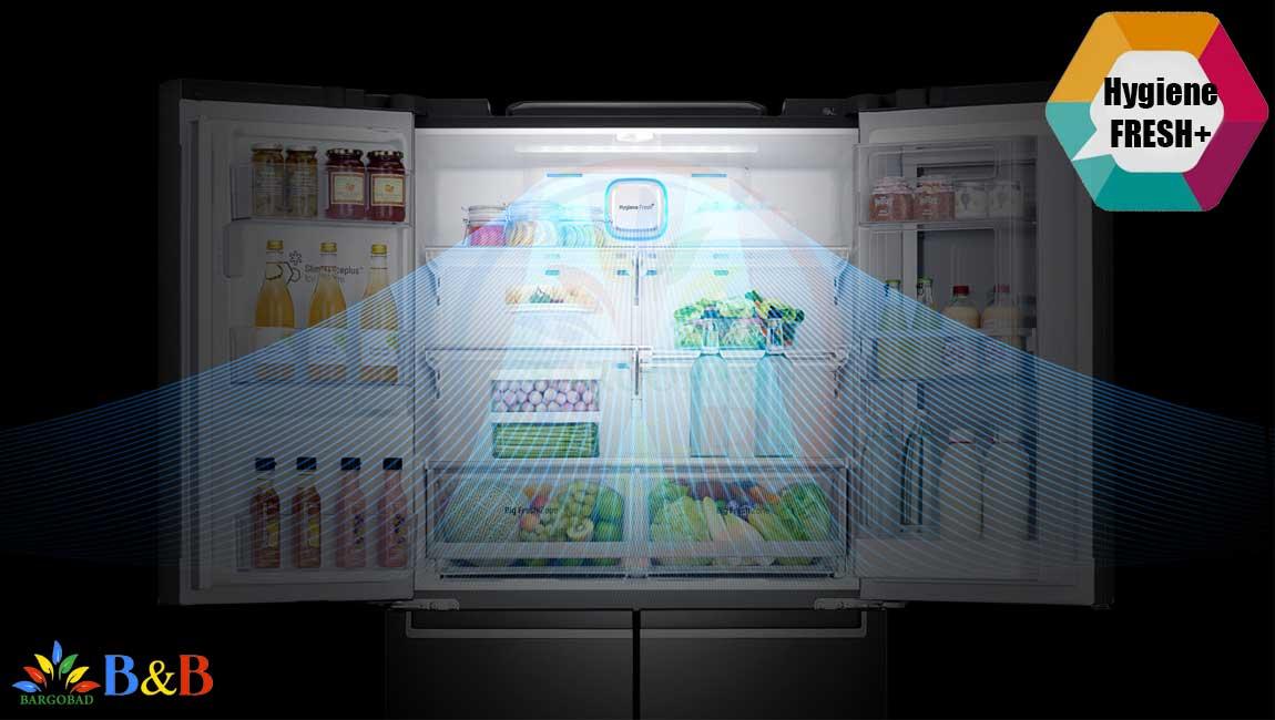 فیلتر بهداشتی با یخچال X274