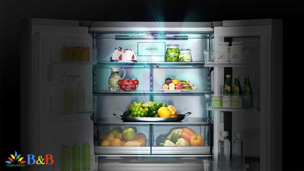 خرید یخچال اینستاویو ال جی X33