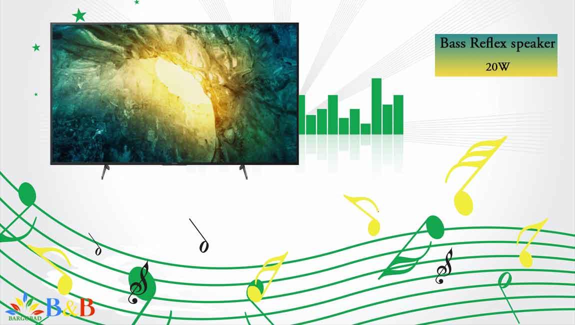 سیستم صوتی تلویزیون سونی