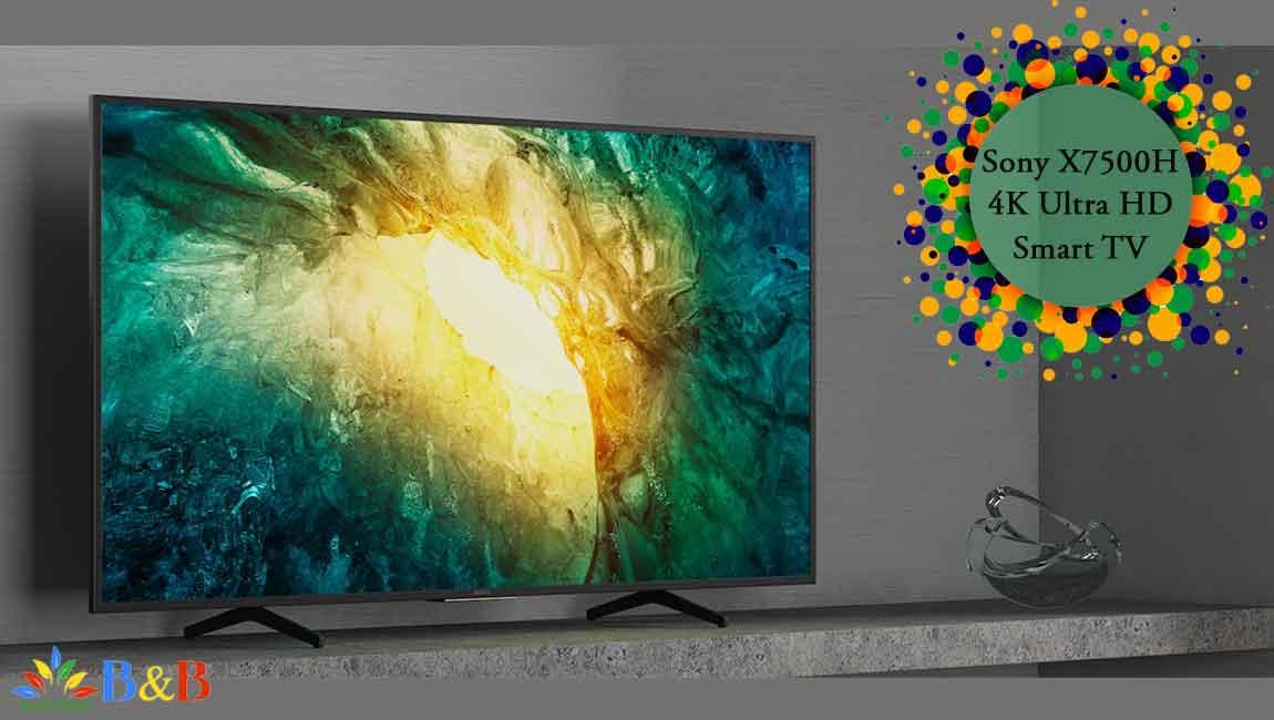 تلویزیون 55 اینچ سونی X7500H