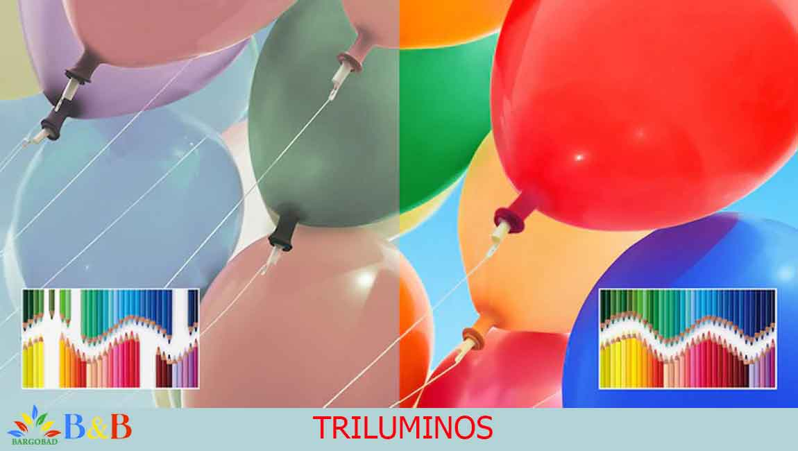 Triluminos در تلویزیون X9000H