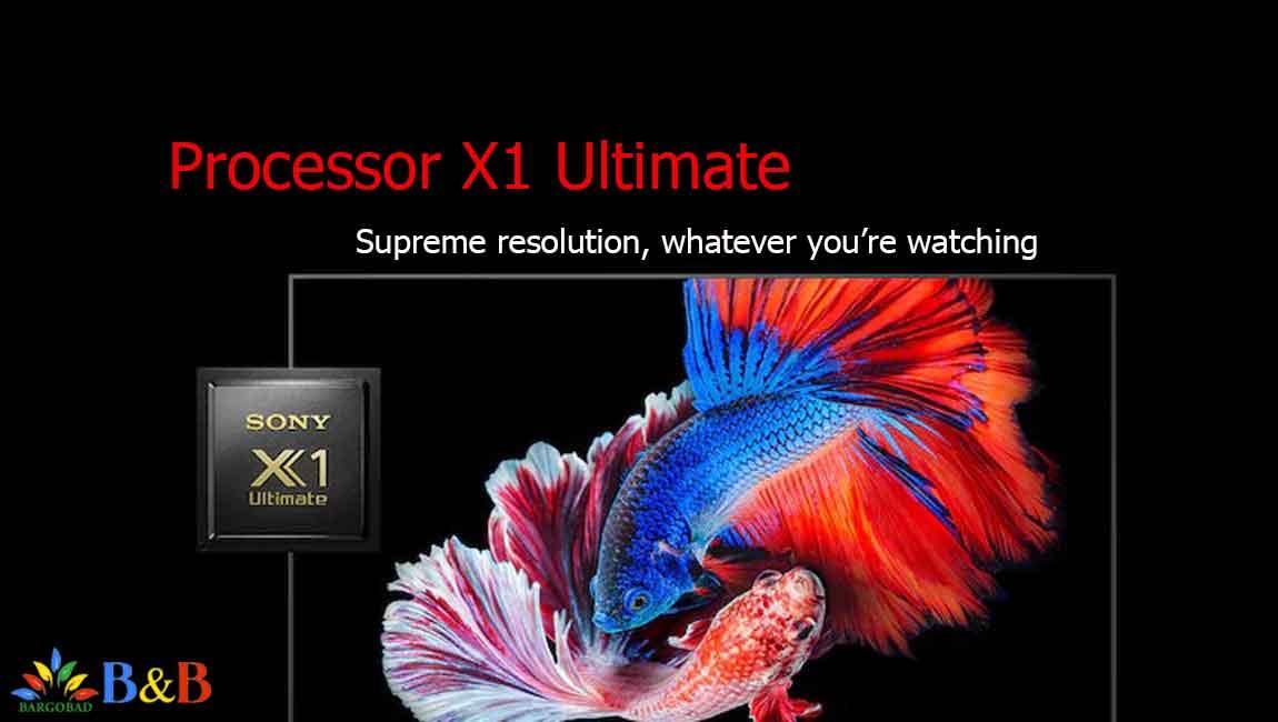 X1 Ultimate در سونی 55X9500H
