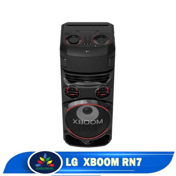 نمای دیگر سیستم صوتی ال جیXBOOM RN7