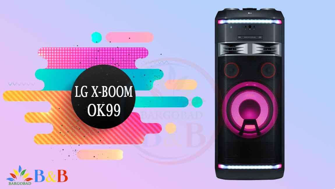 معرفی سیستم صوتی ال جی OK99
