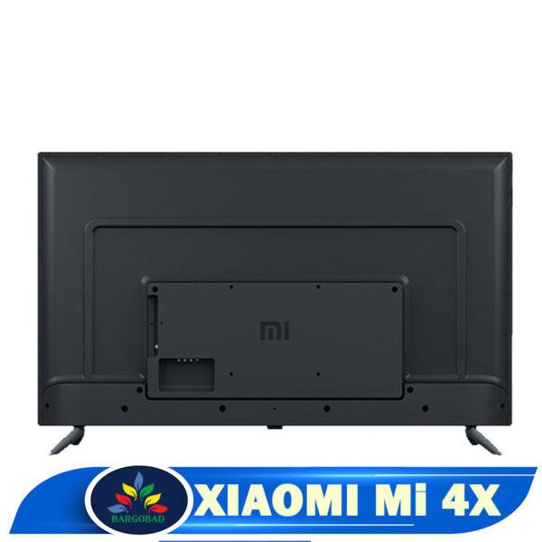 نمای پشت تلویزیون شیائومی MI 4X