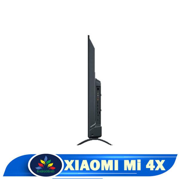 ضخامت تلویزیون شیائومی MI4X