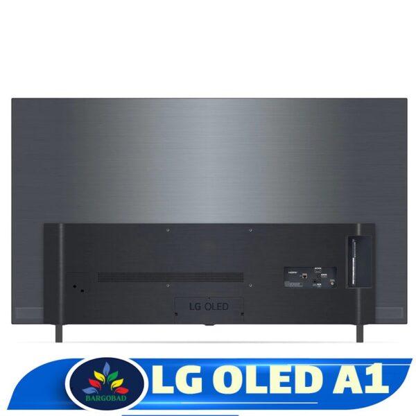 پشت تلویزیون اولد ال جی A1