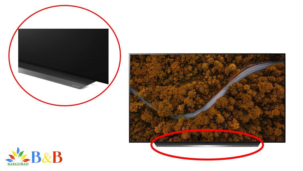 طراحی تلویزیون 65 اینچ اولد ال جی CX